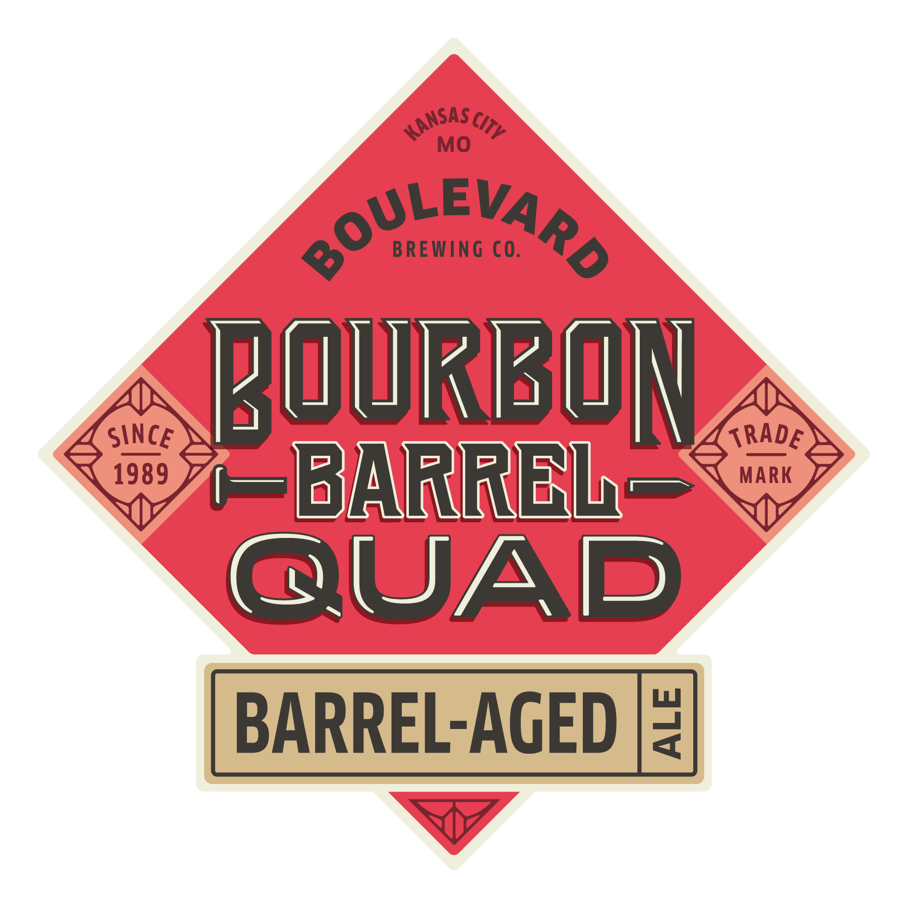 Bourbon Barrel Quad