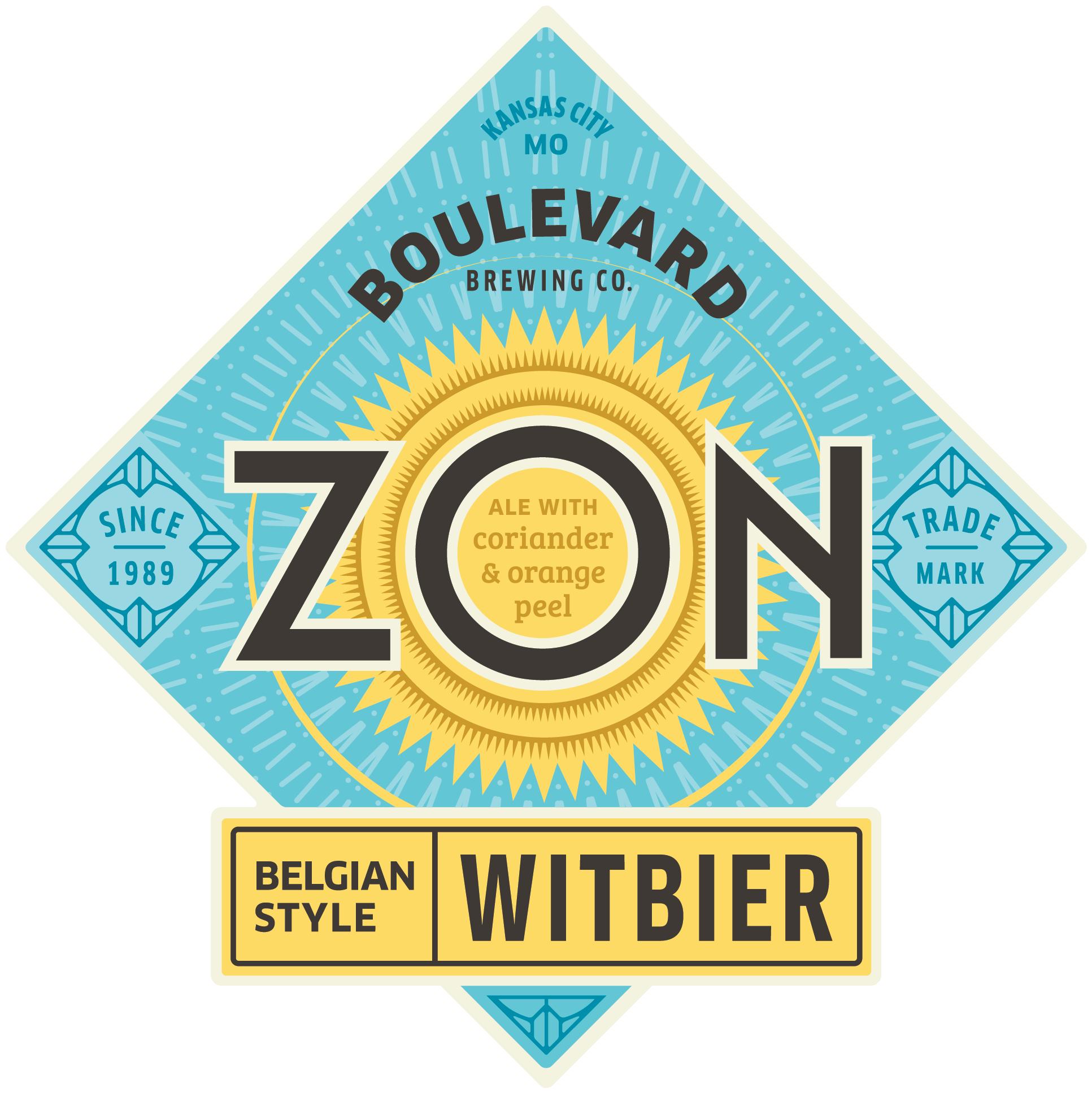 Zon Belgian-Style Witbier