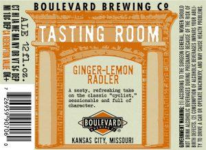 Ginger-Lemon Radler is 4.1% ABV and 13 IBUs.