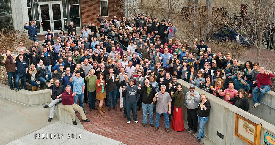 2014 Boulevard Employee Photo