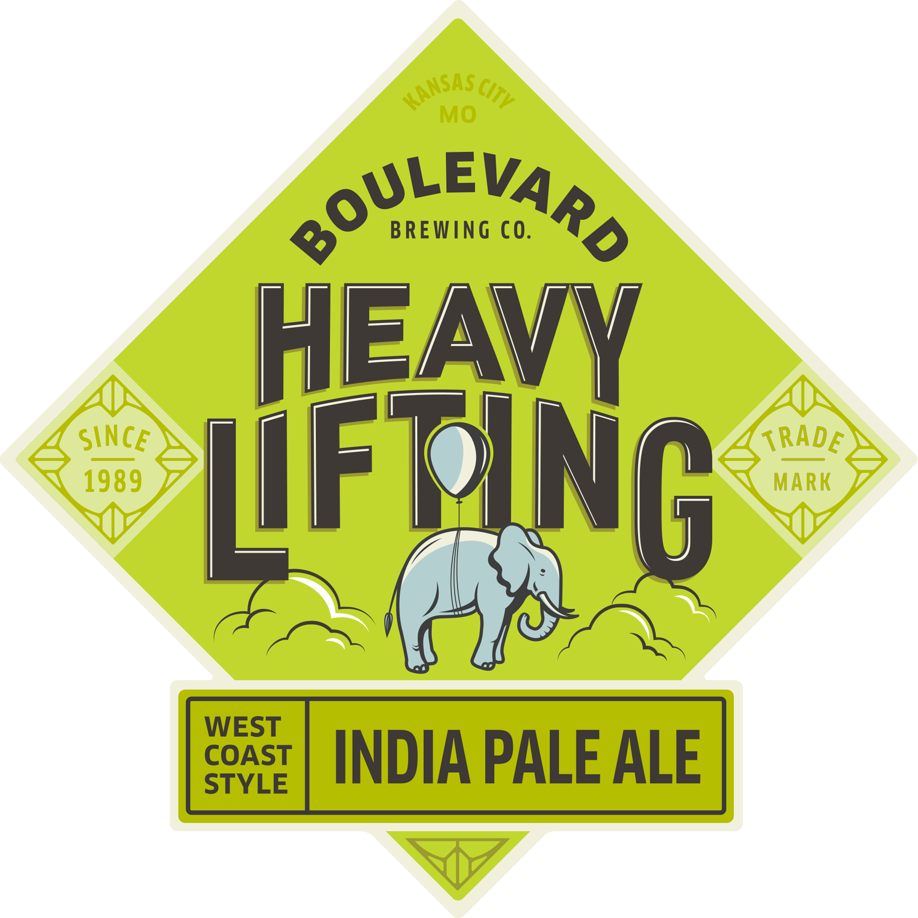 Heavy Lifting IPA