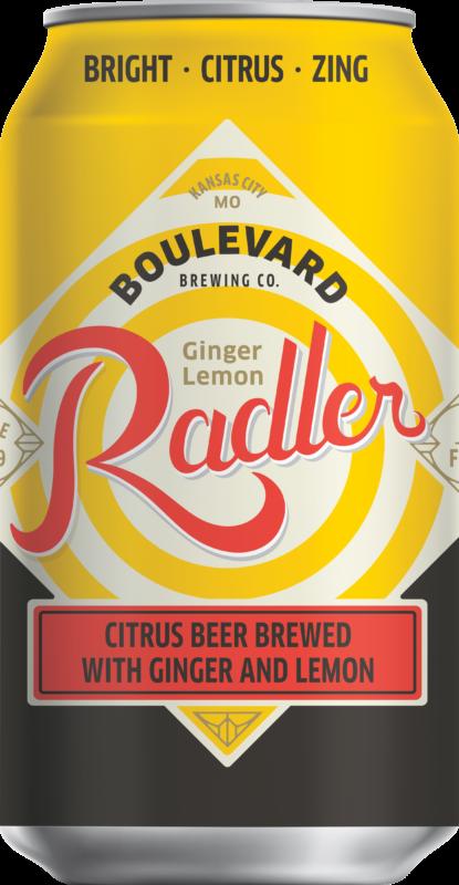 Ginger Lemon Radler