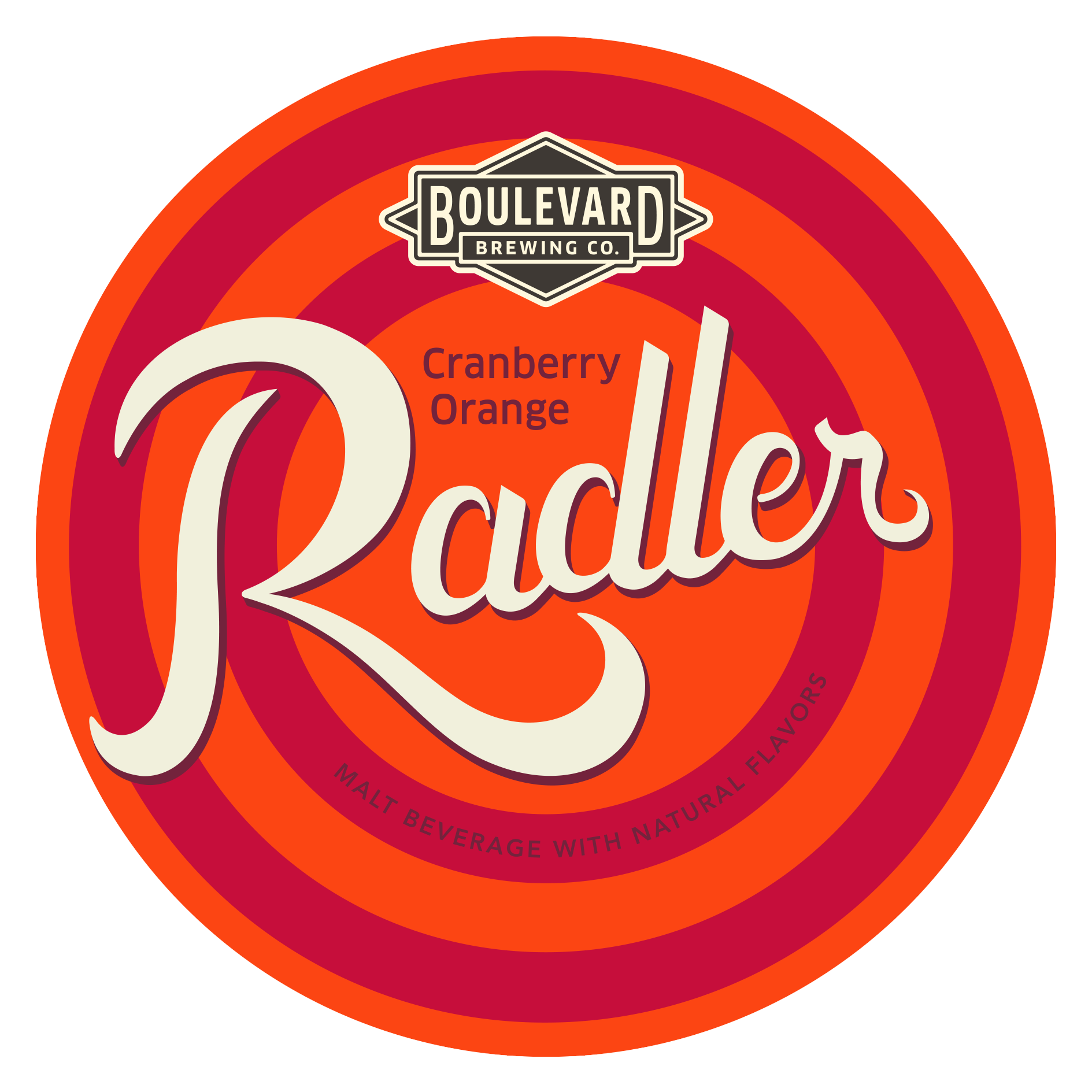 Cranberry Orange Radler