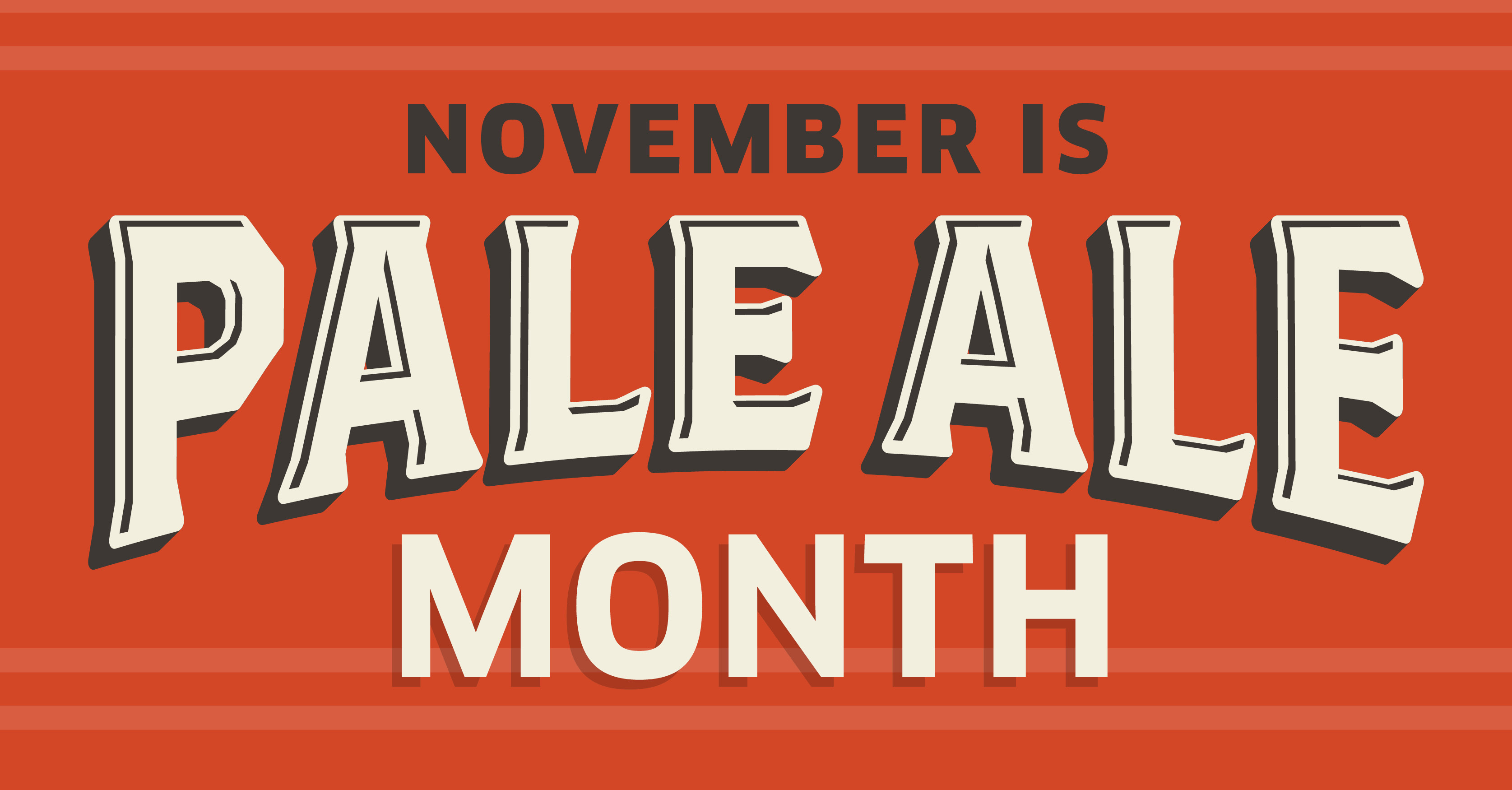Pale Ale Month
