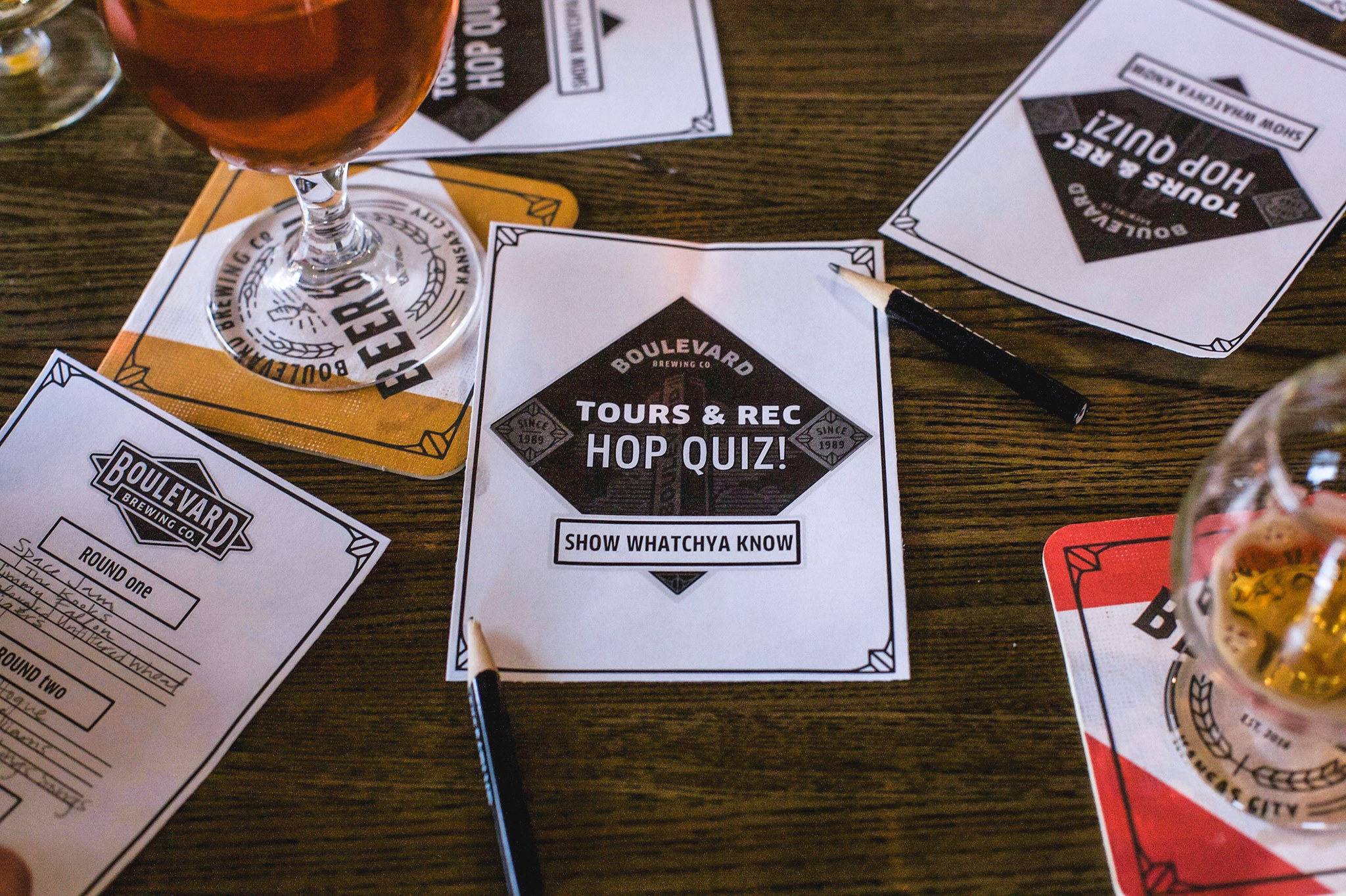 Hop Quiz #2! | Boulevard Brewing Company