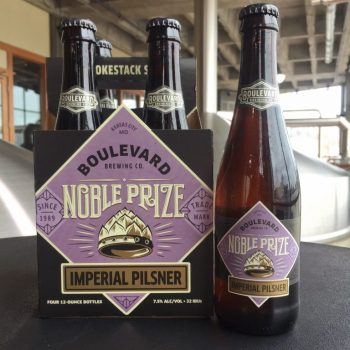 Noble Prize Imperial Pilsner