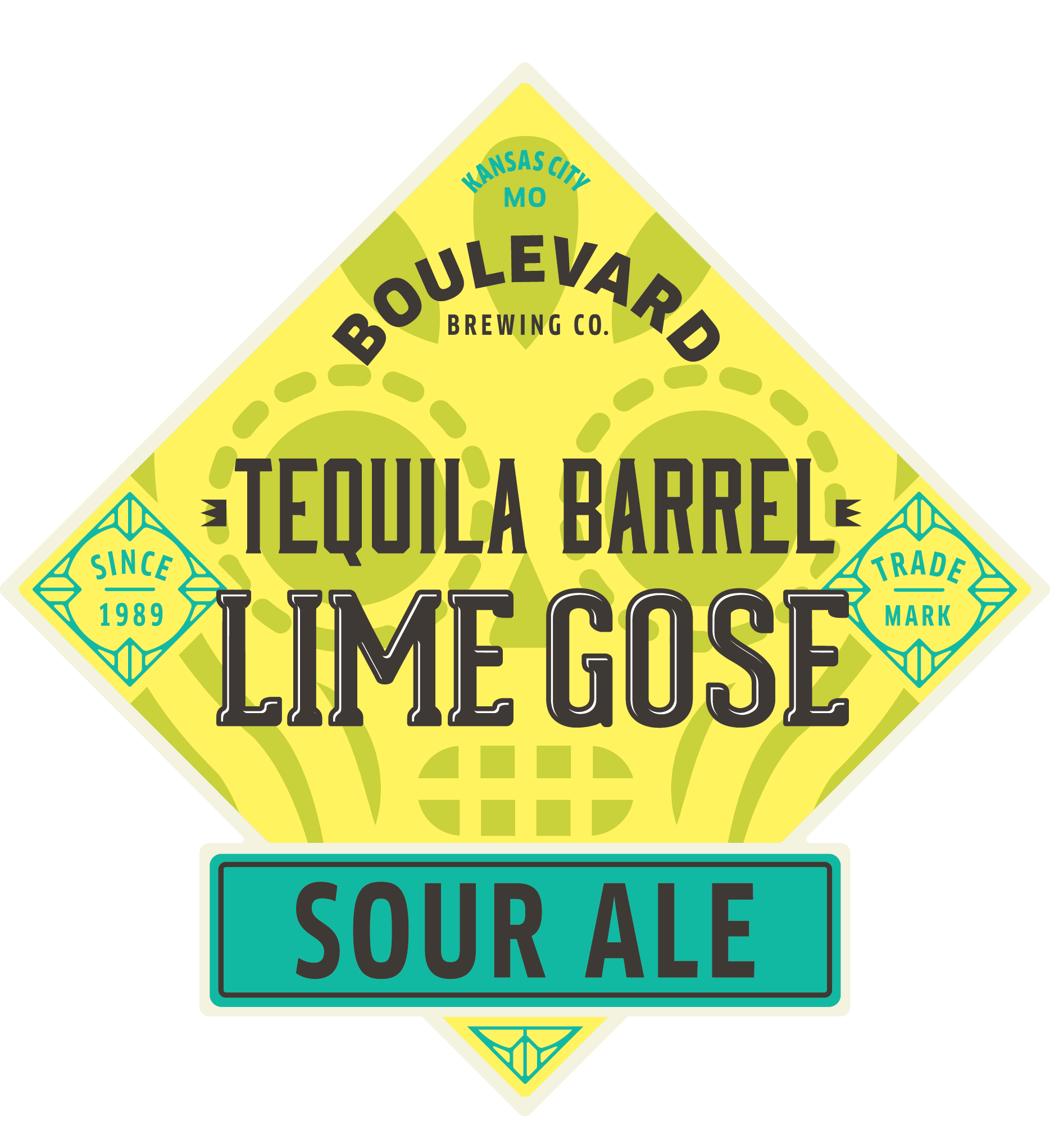 Image result for BOULEVARD TEQUILA BARREL LIME GOSE