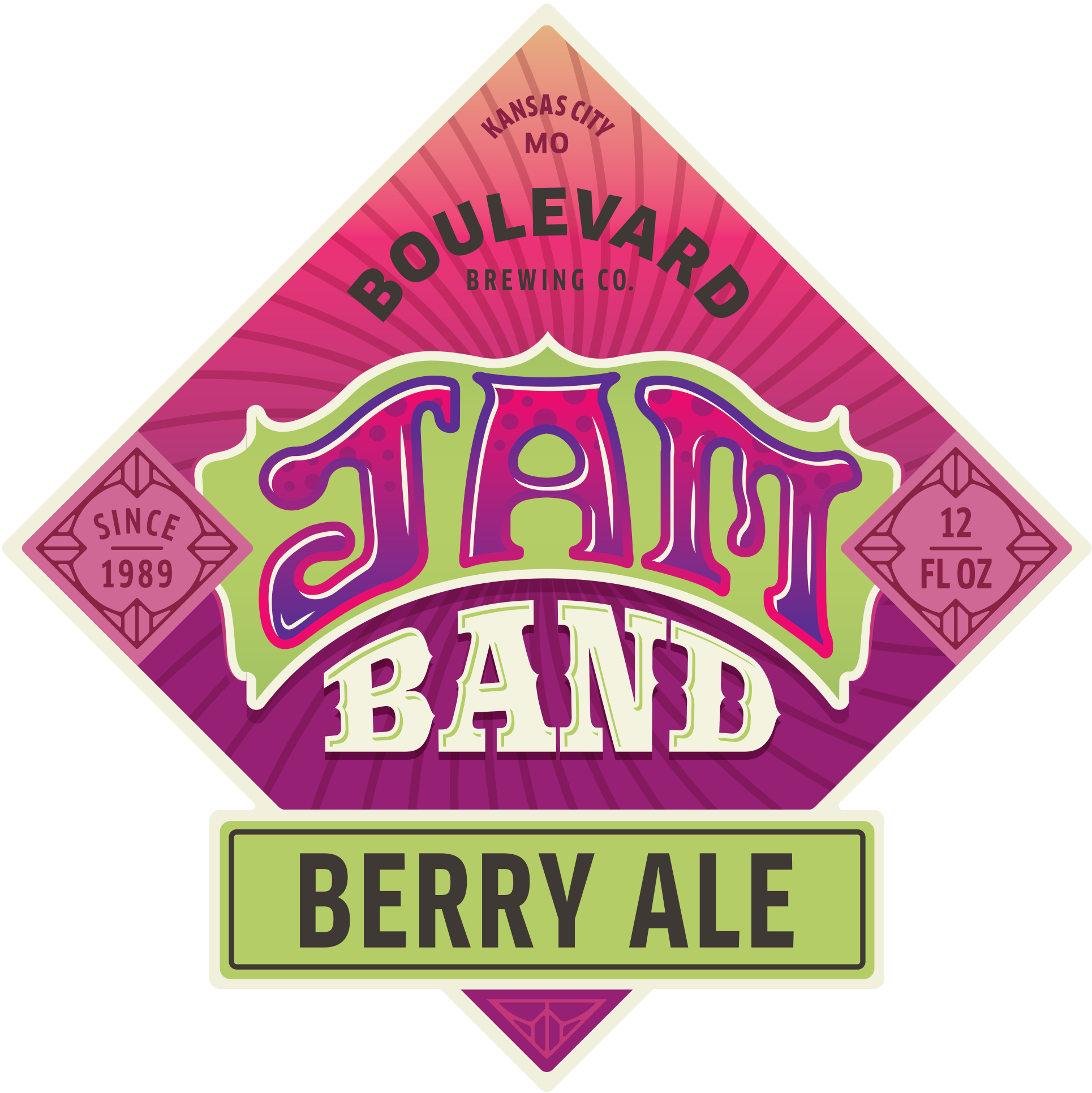 Jam Band Berry Ale