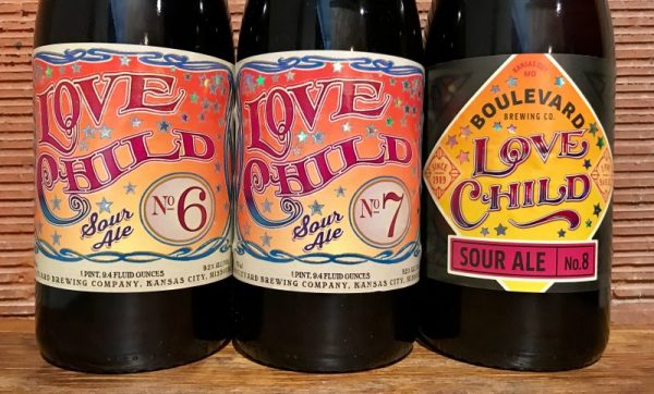 Love Child Vertical Tasting