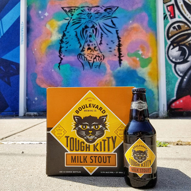Tough Kitty Milk Stout