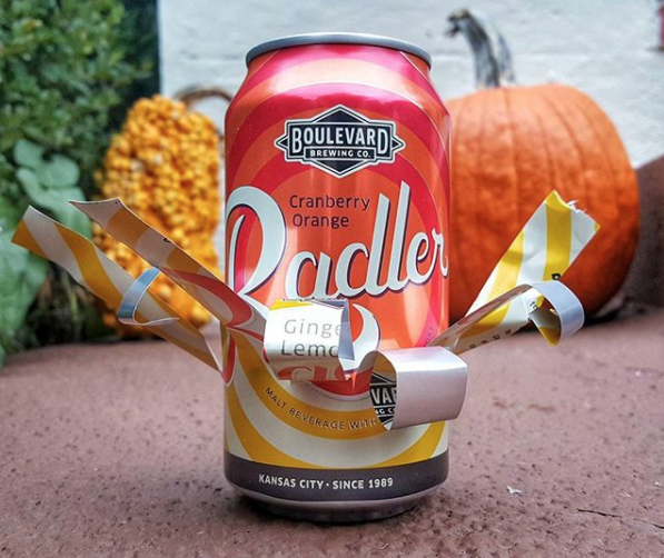 Cranberry Orange Radler Returns