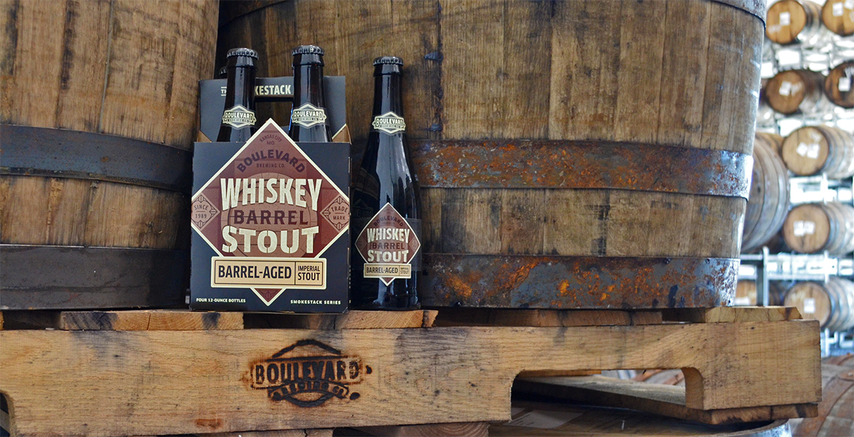 Whiskey Barrel Stout Debuts
