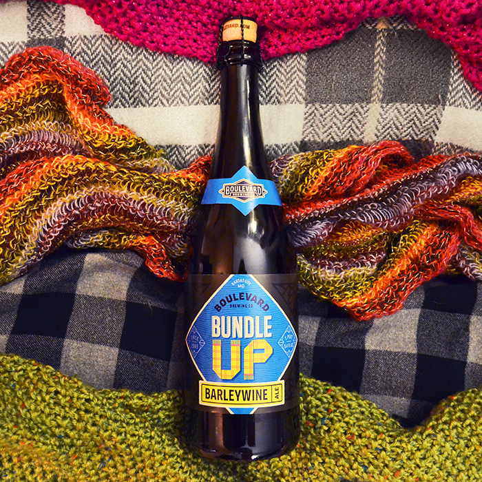 Bundle Up Barleywine Debuts