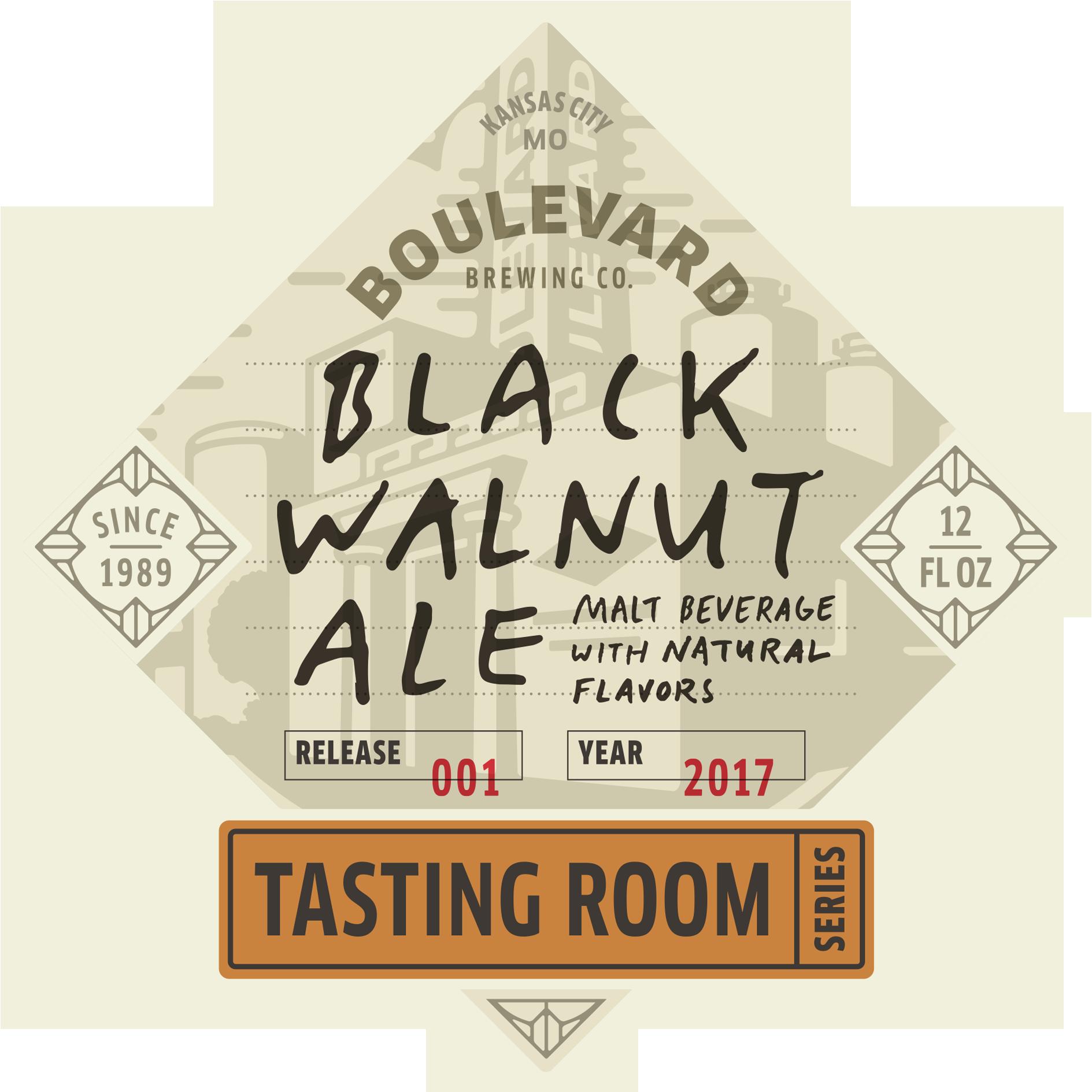 Tasting Room – Black Walnut Ale