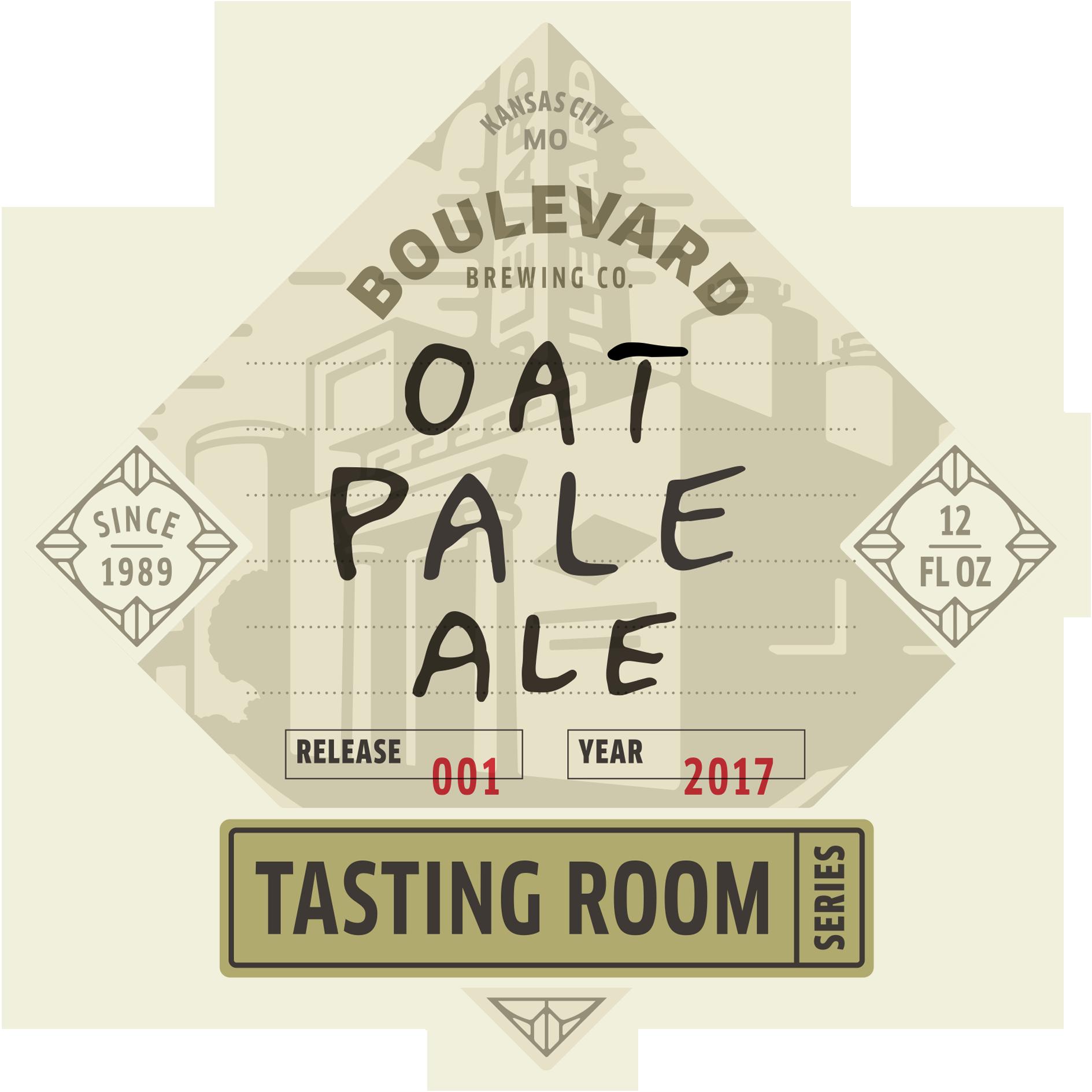 Tasting Room – Oat Pale Ale