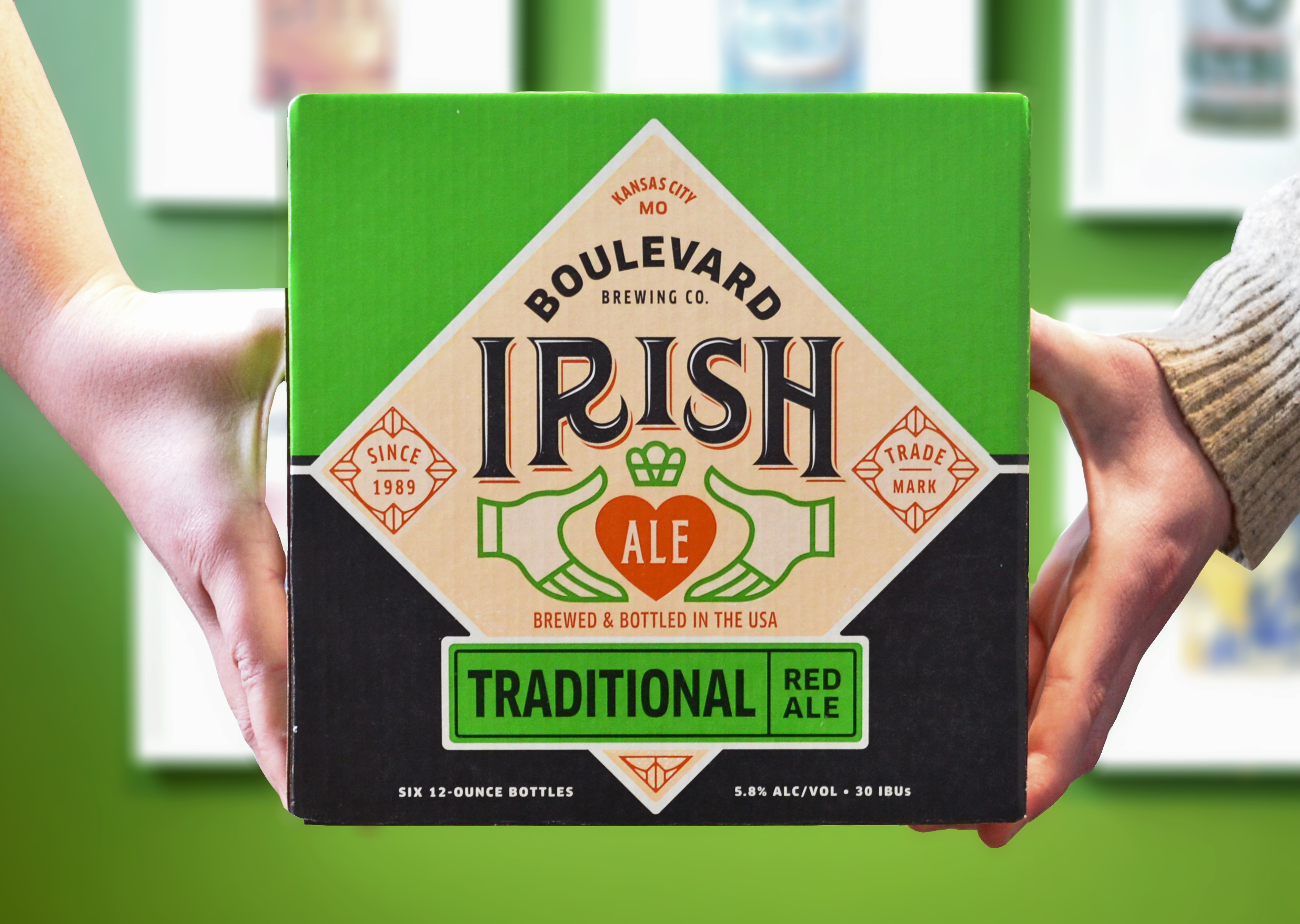 Irish Ale Returns