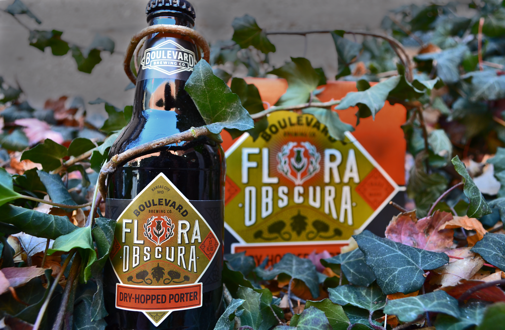 Flora Obscura – Dry-Hopped Porter