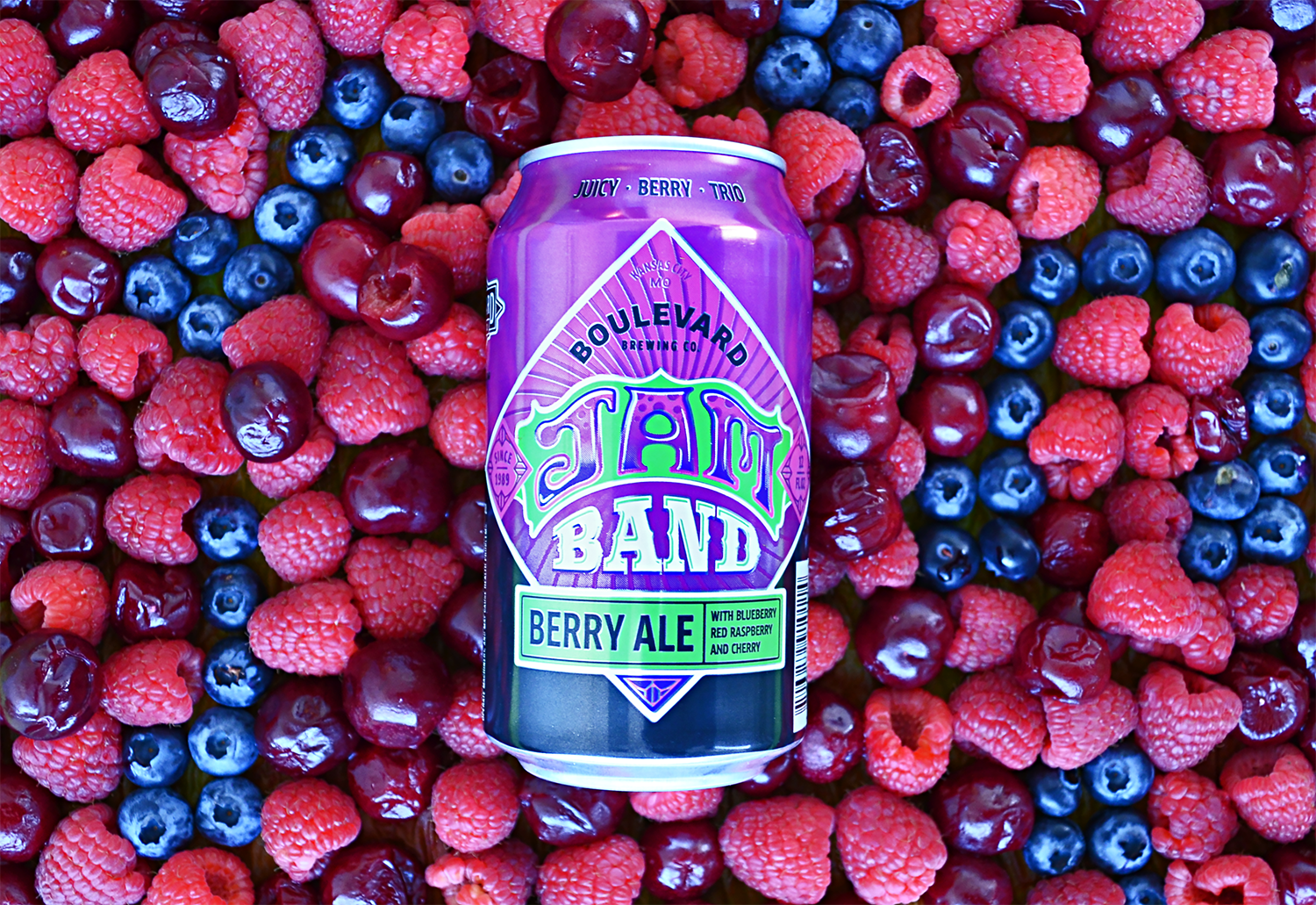 Jam Band – Our Newest Year-Round Beer