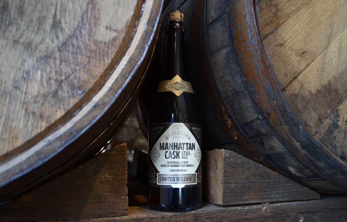 Manhattan Cask Imperial Stout Debuts