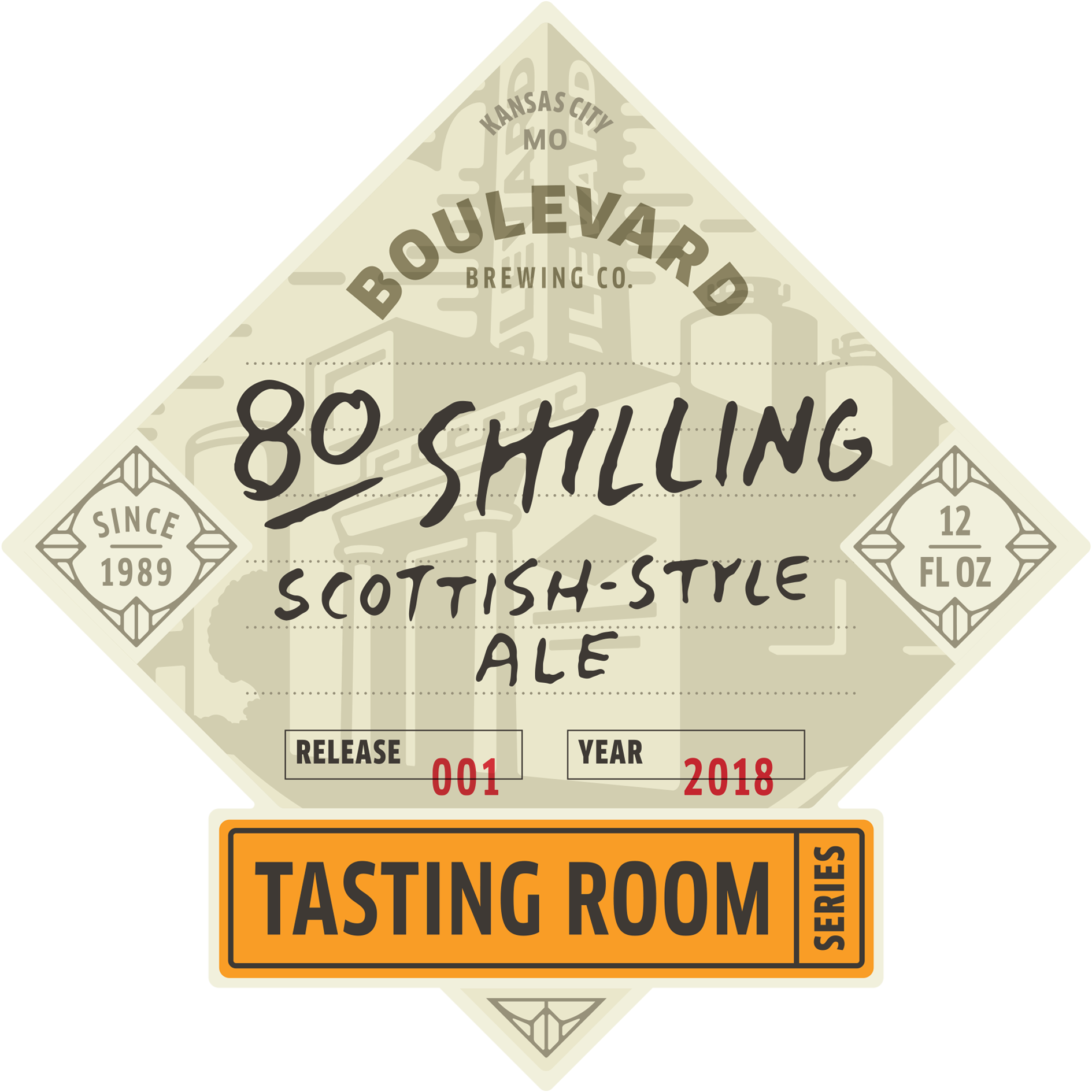 Tasting Room – 80 Shilling