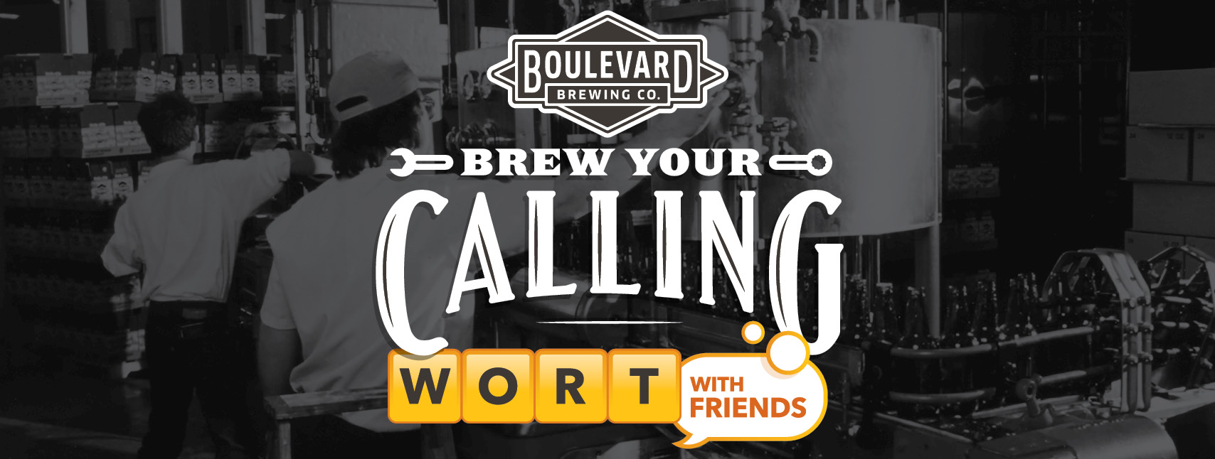 Brew Your Calling – Wort with Friends