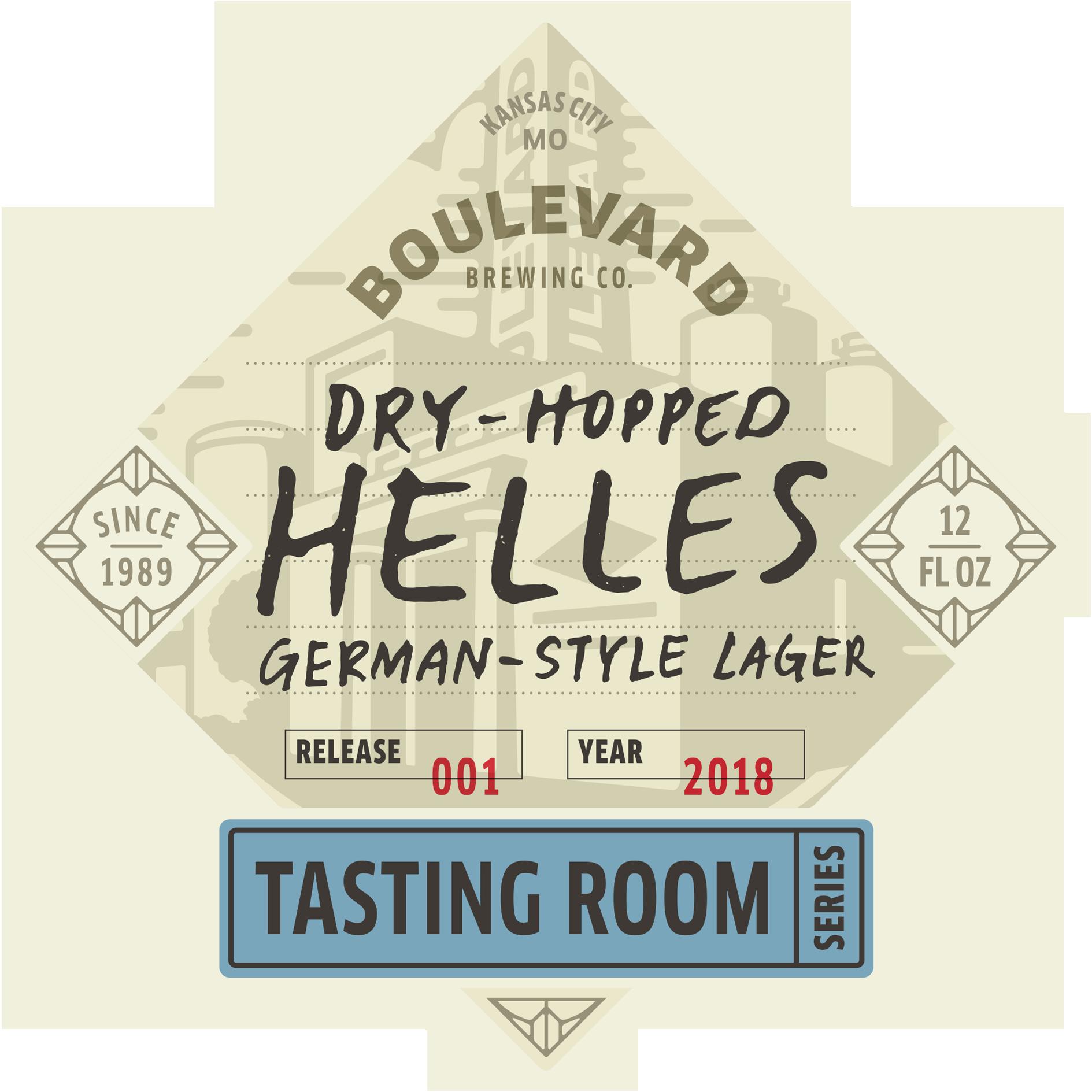 Tasting Room – Dry-Hopped Helles