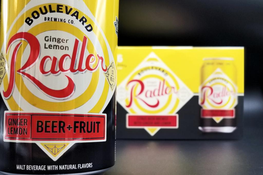Ginger Lemon Radler Season