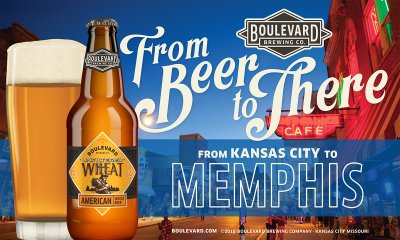 Boulevard Brewing Adds Memphis Area Wholesalers