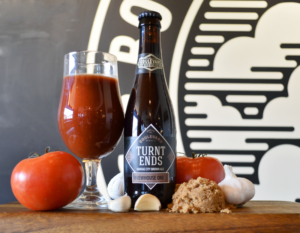 Turnt Ends – Kansas City Brown Ale