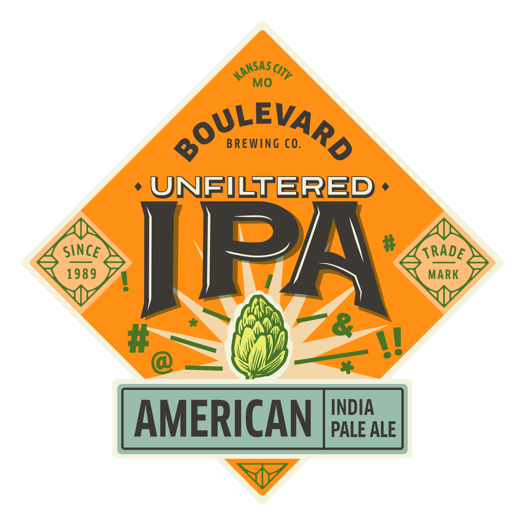 Unfiltered IPA