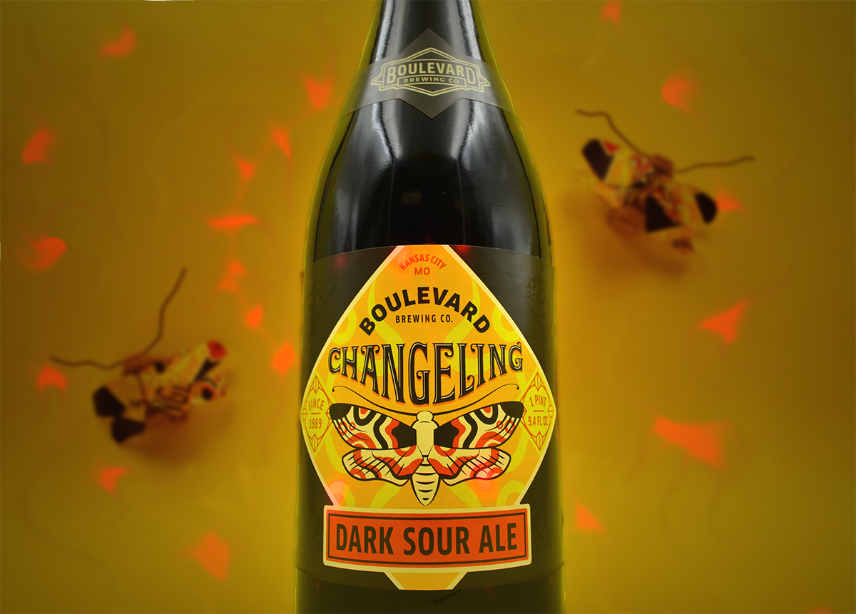 Changeling Dark Sour Ale Returns
