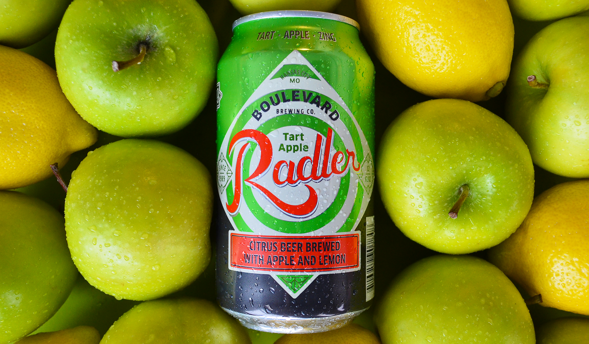 Tart Apple Radler – The Newest Way to #TeamRadler