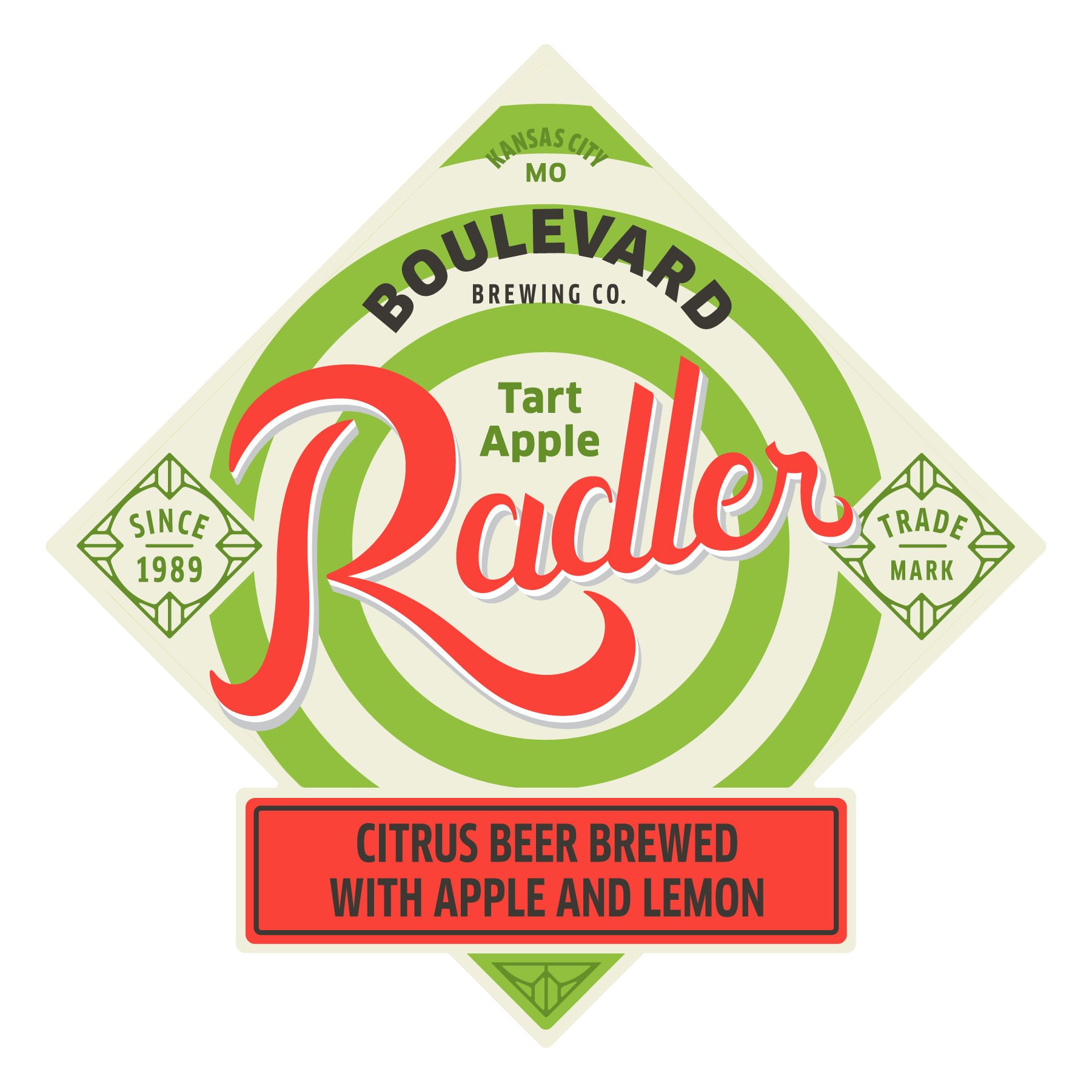 Tart Apple Radler
