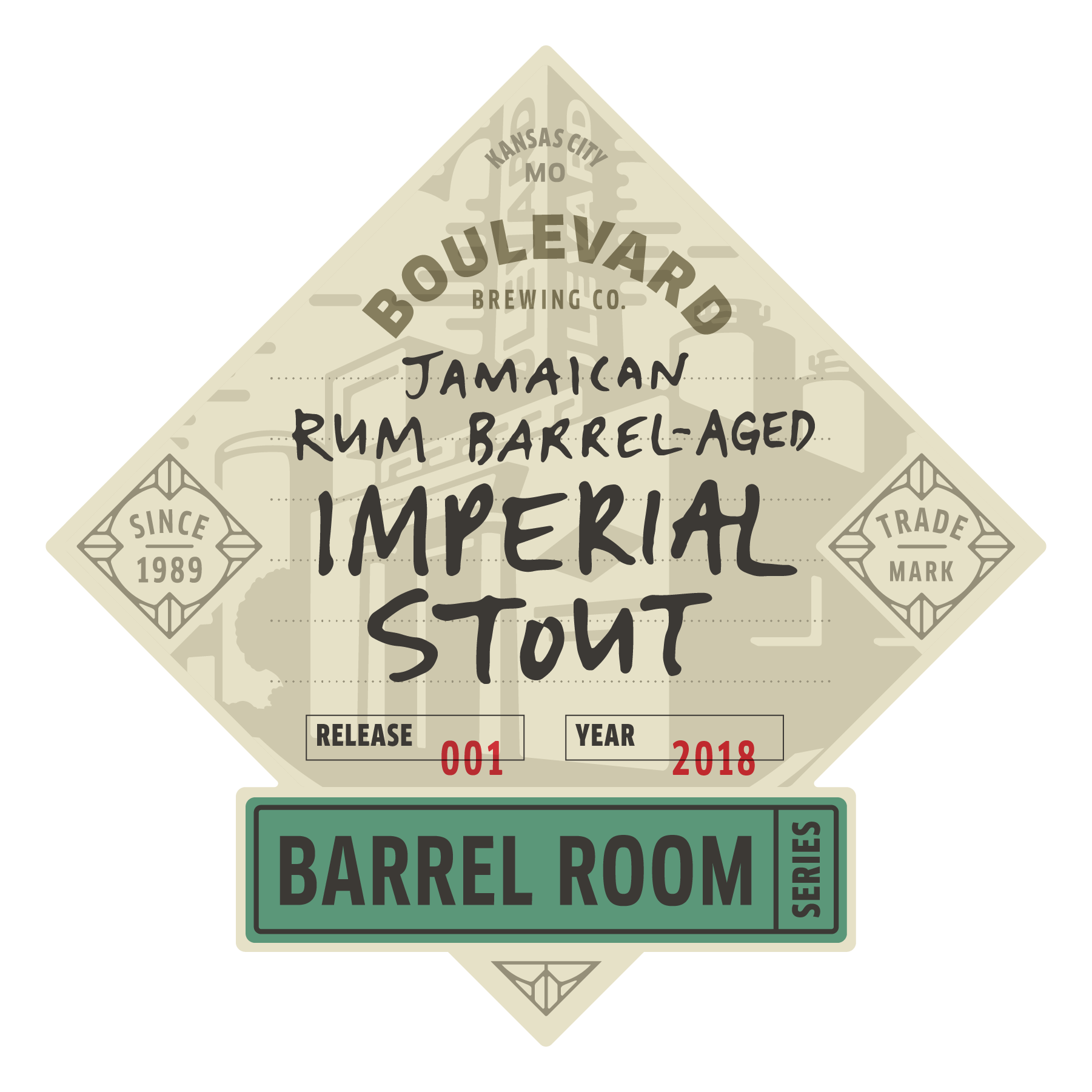 Jamaican Rum Barrel-Aged Imperial Stout