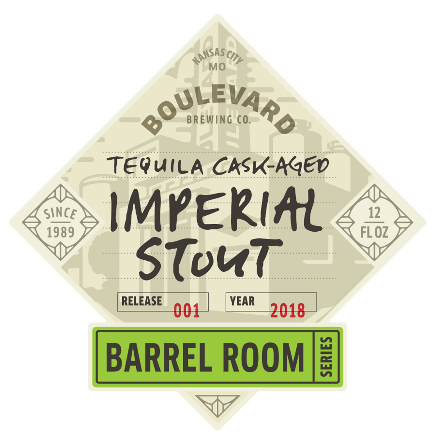 Tequila Cask-Aged Imperial Stout