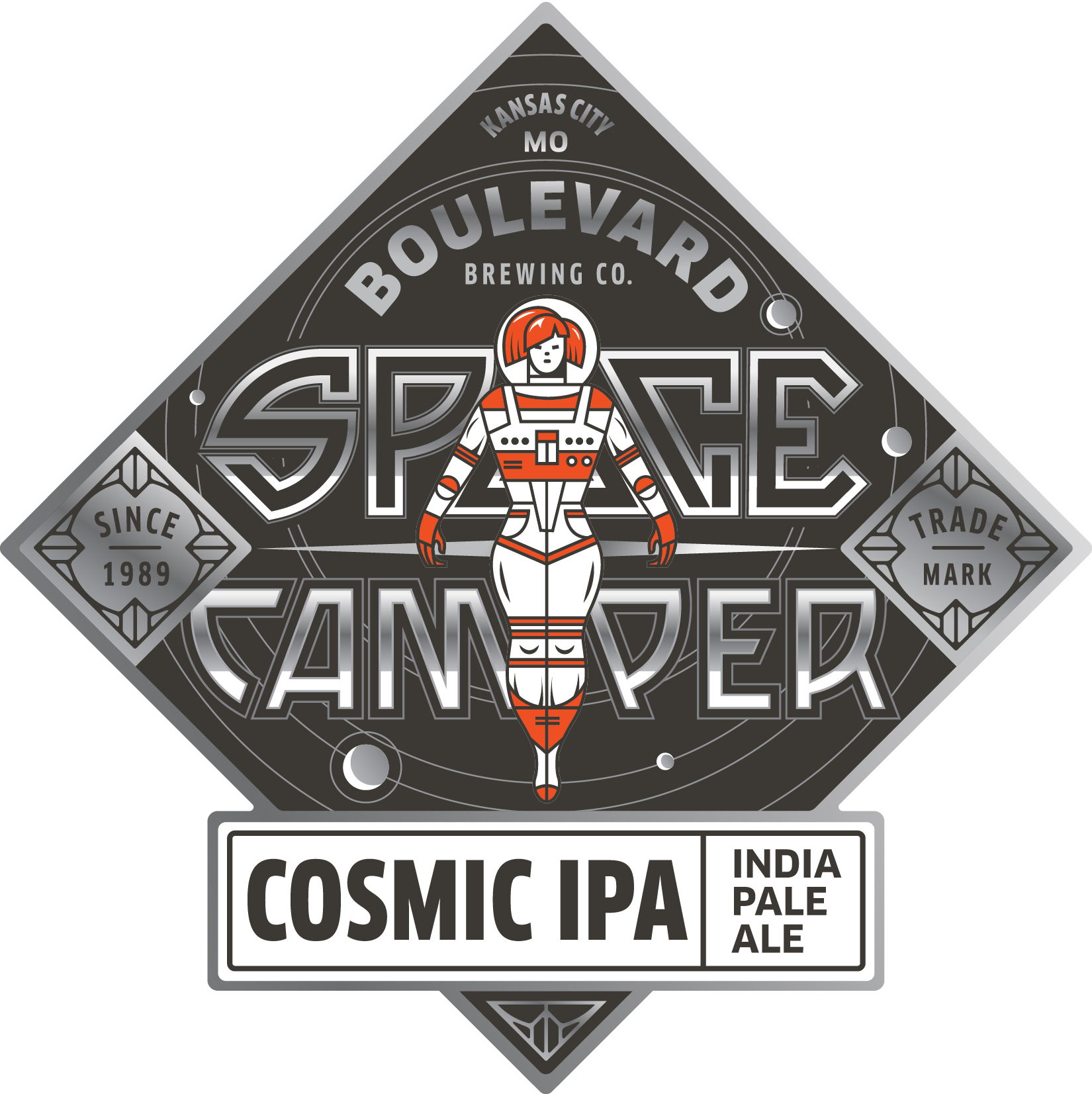 Image result for boulevard space camper ipa