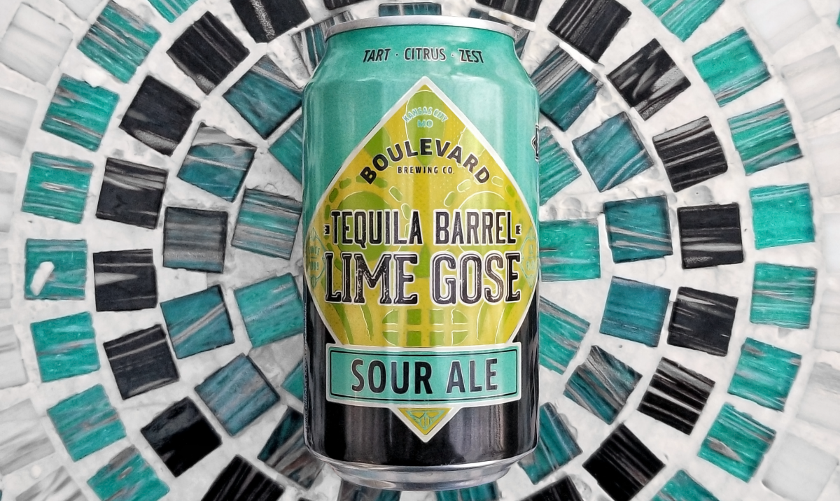 Tequila Barrel Lime Gose in Cans!