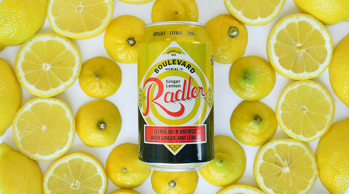 Ginger Lemon Radler Returns