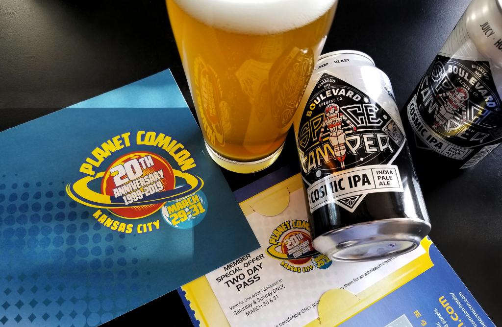 Boulevard Brewing + Planet Comicon Kansas City Sweepstakes