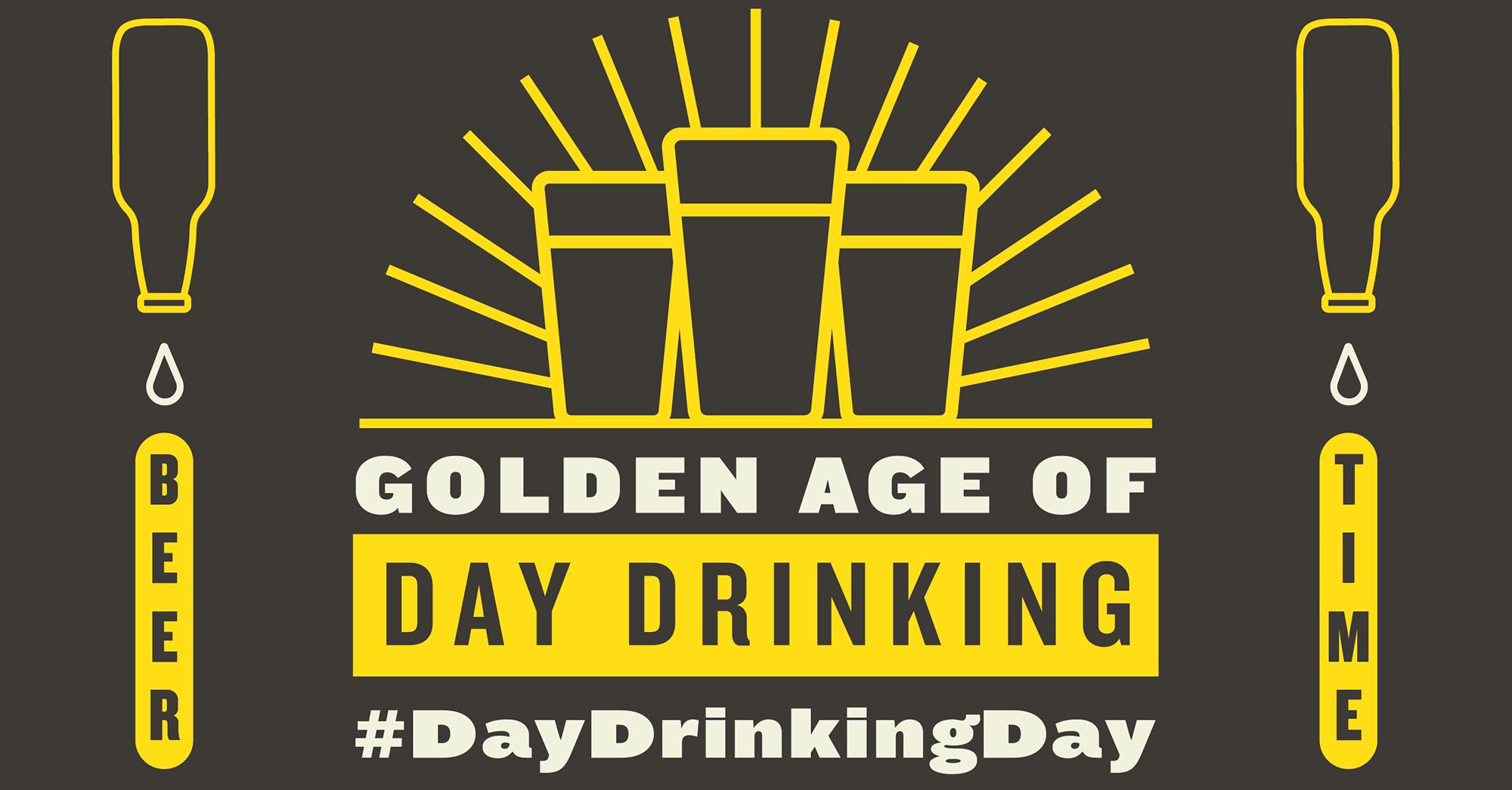 #DayDrinkingDay