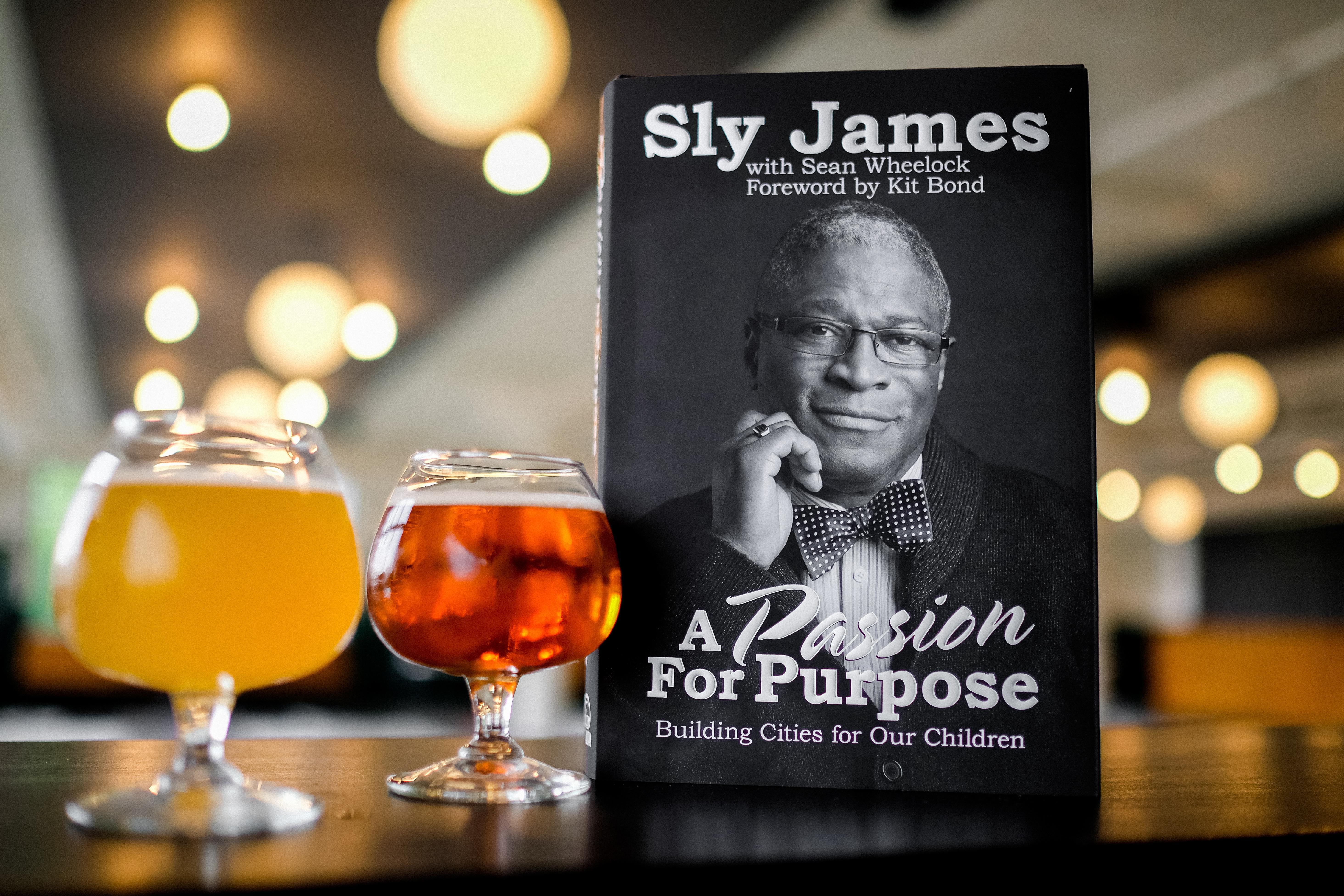 Beers & Sly James Book