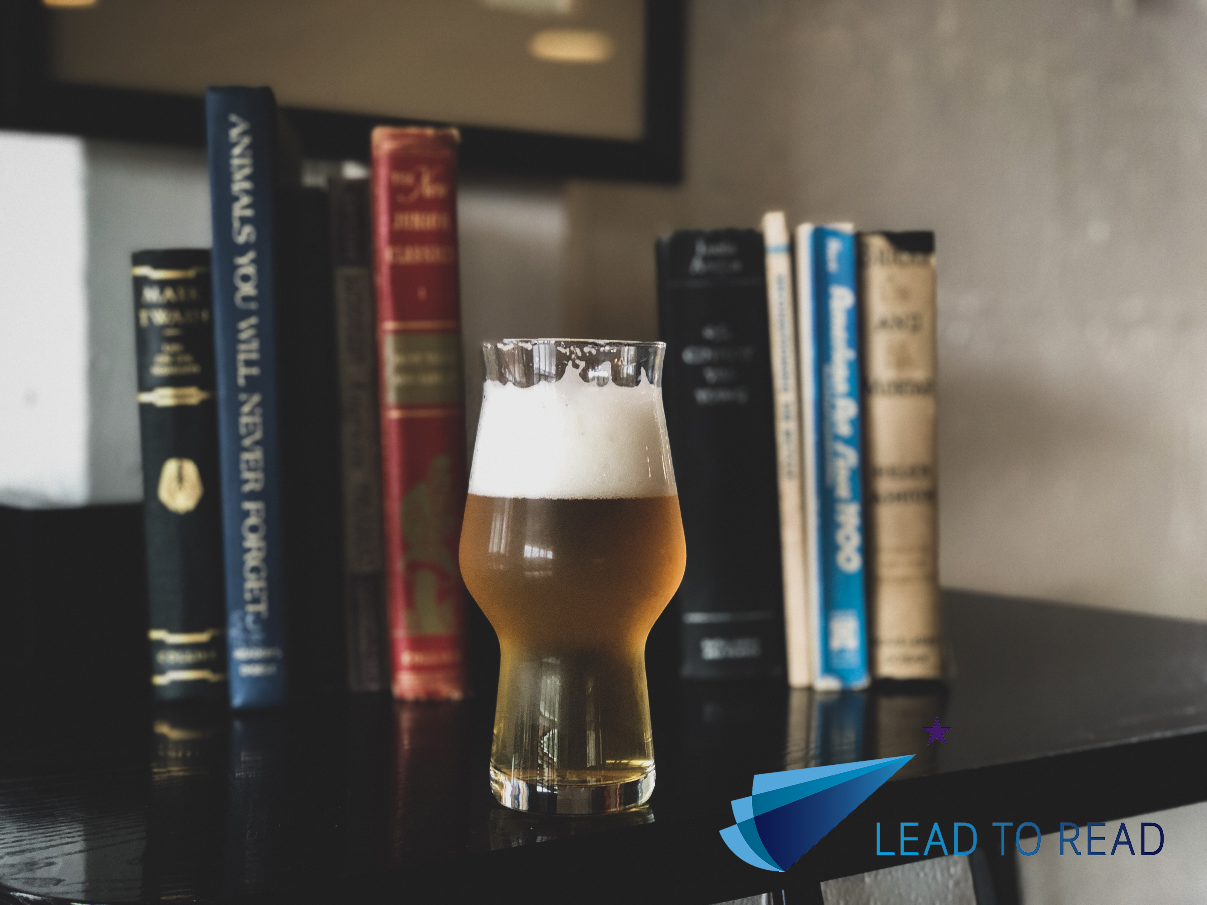 Lead to Read Trivia - Beer & Books