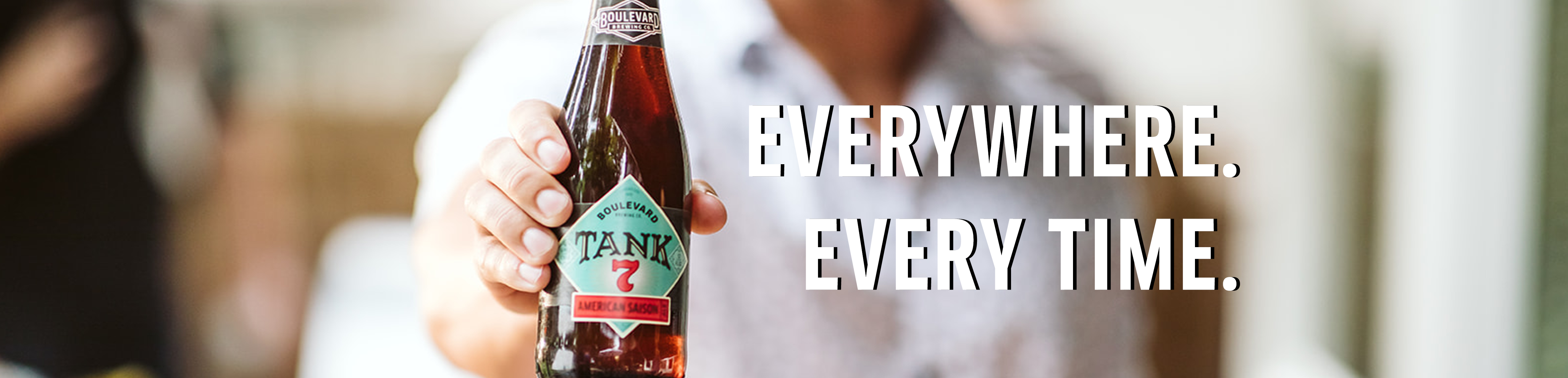 Tank 7 Everywhere Every Time