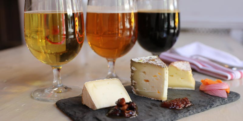 Beer and Cheese Pairing - Murray's Cheese Shop