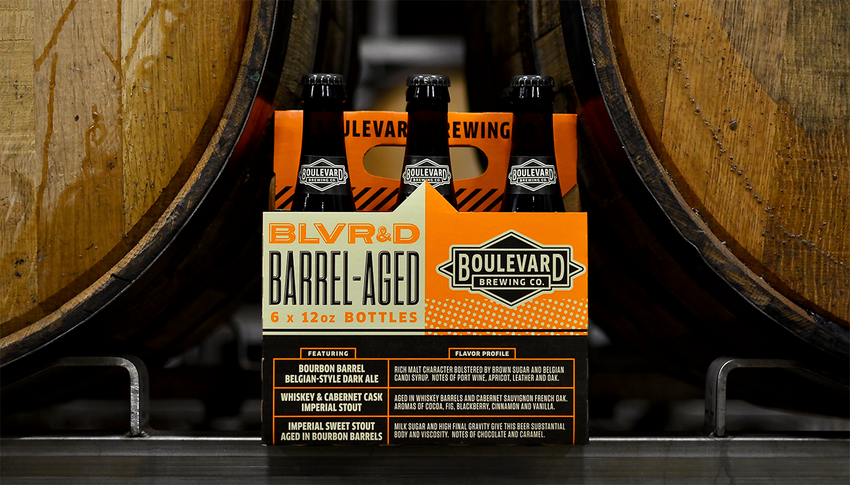 BLVR&D Barrel-Aged Pack 2019