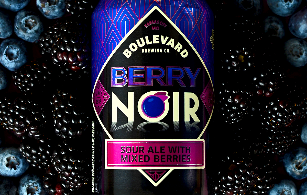 Introducing Berry Noir