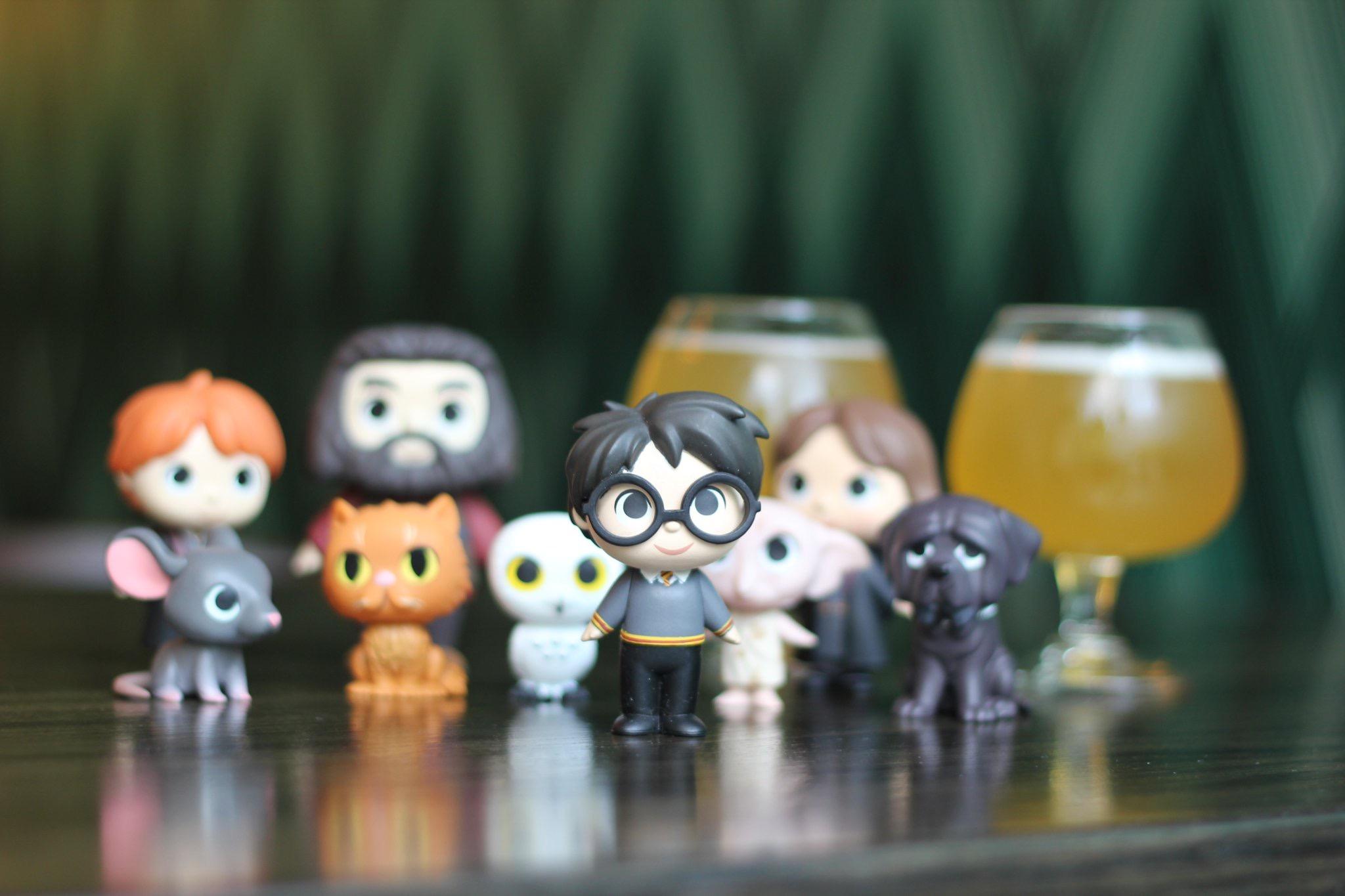 Harry Potter Characters Pop! Funko's
