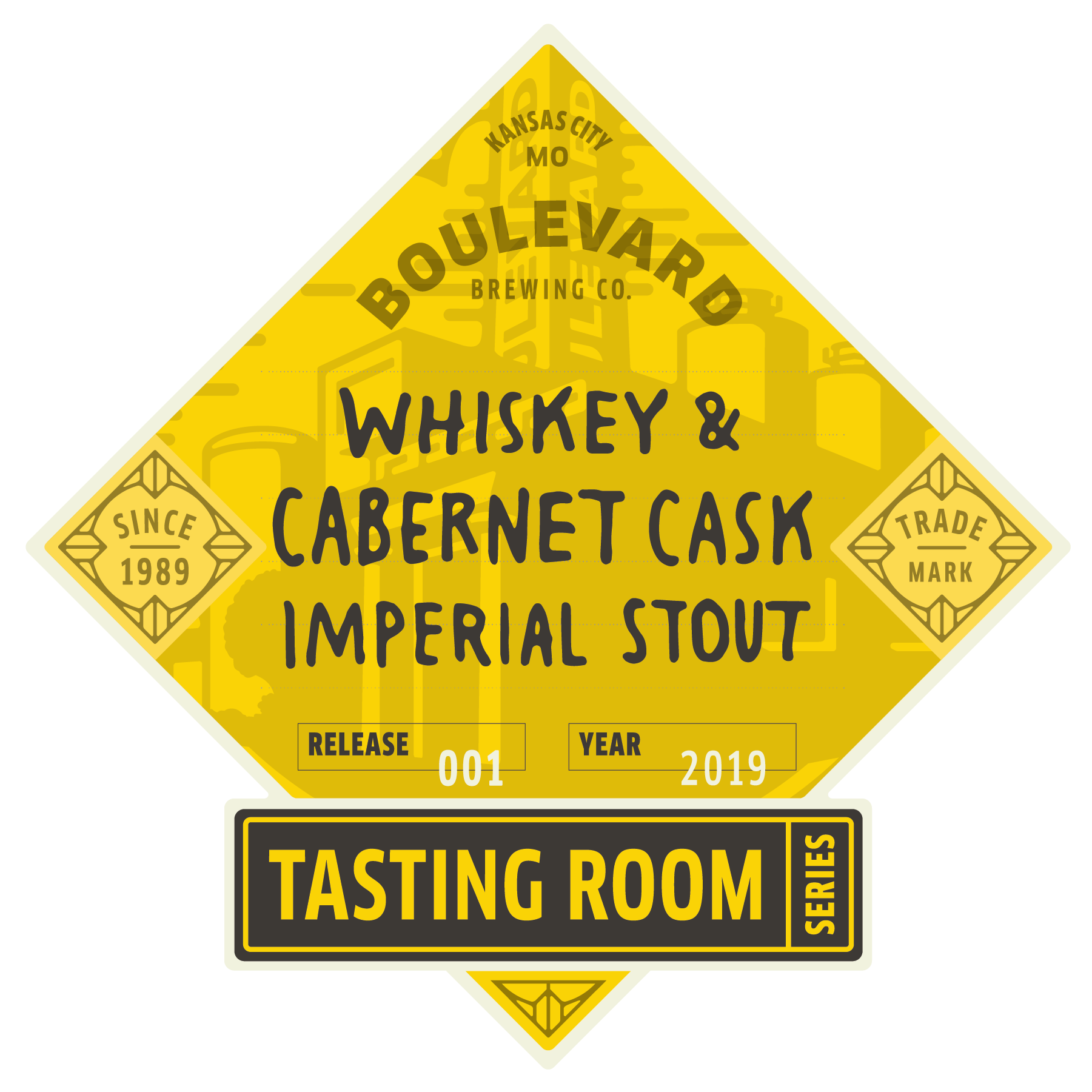 Tasting Room – Whiskey & Cabernet Cask Imperial Stout