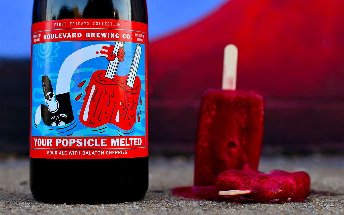 First Fridays Collection: Your Popsicle Melted