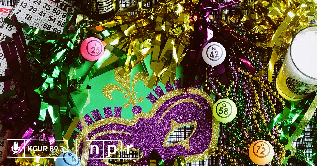 Mardi Gras Bingo with KCUR 89.3